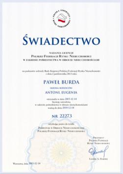 nieruchomosci-expert-pyrzyce-licencja-pb