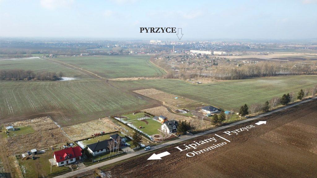 Działki budowlane Pyrzyce